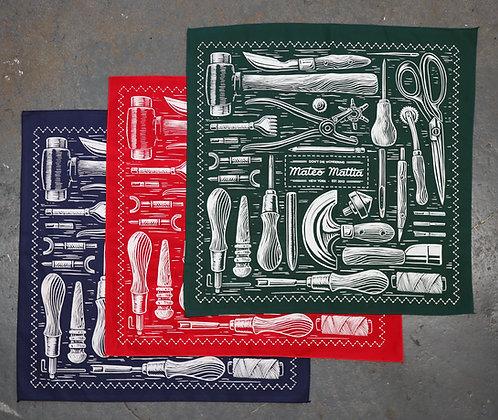 Leather Tools Bandana
