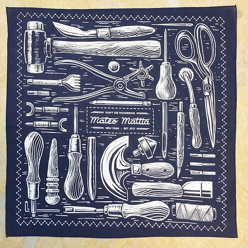 Leather Tools Bandana