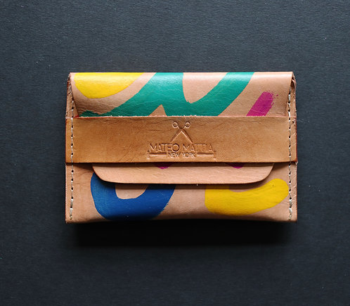 Flap Wallet #7