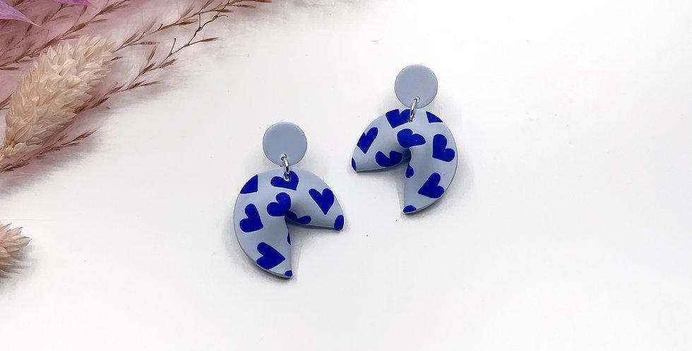 Heart of Ice Cookies - Teeny Tinys