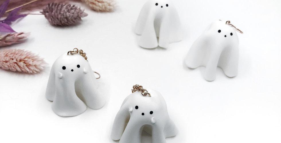 Lil Ghosty Earrings