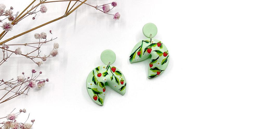Strawberries and Green Cookies - Regulars