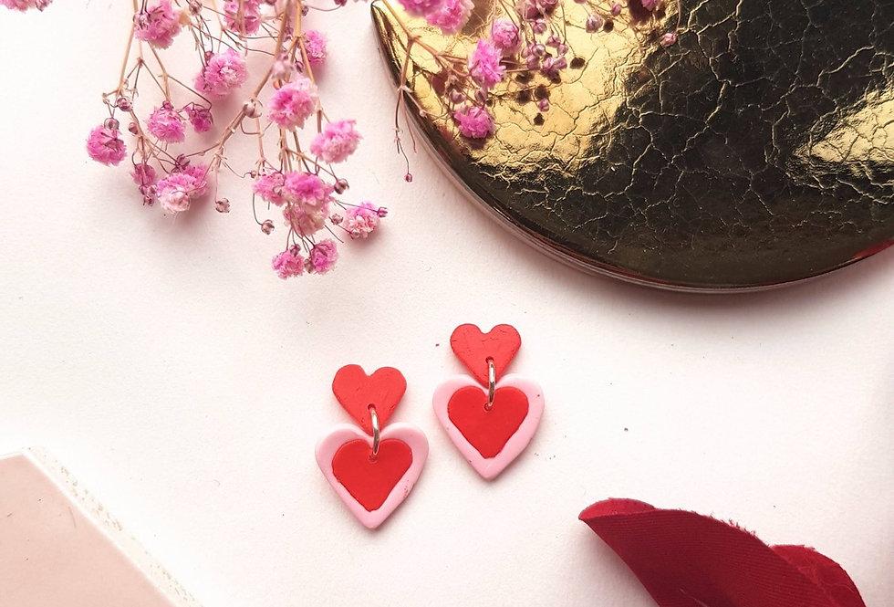EMILY LAURA X HELLO EMU - Heart Drops