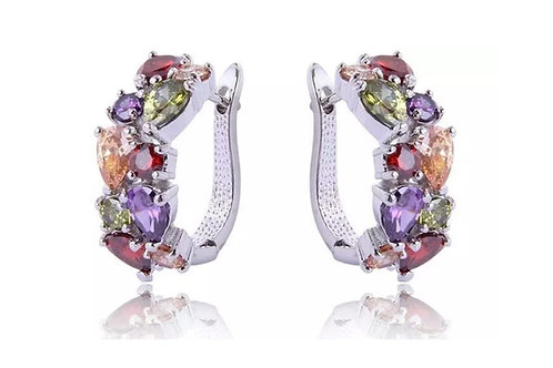 LaMona Multicolor Earrings