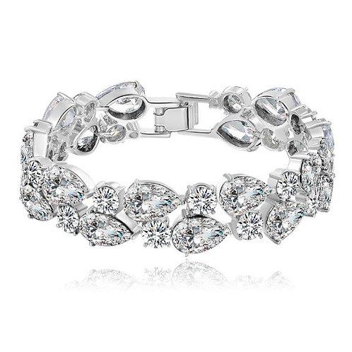 LaMona Clear Bracelet