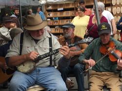 Bluegrass festival time