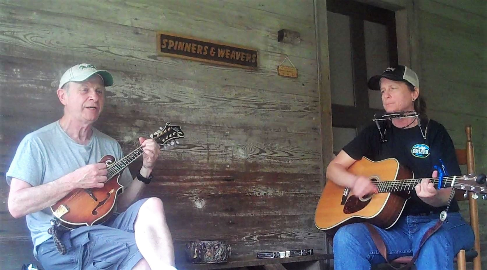 Montgomery Rose House porch jam