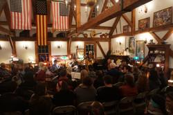 Celtic music circle in West Virginia