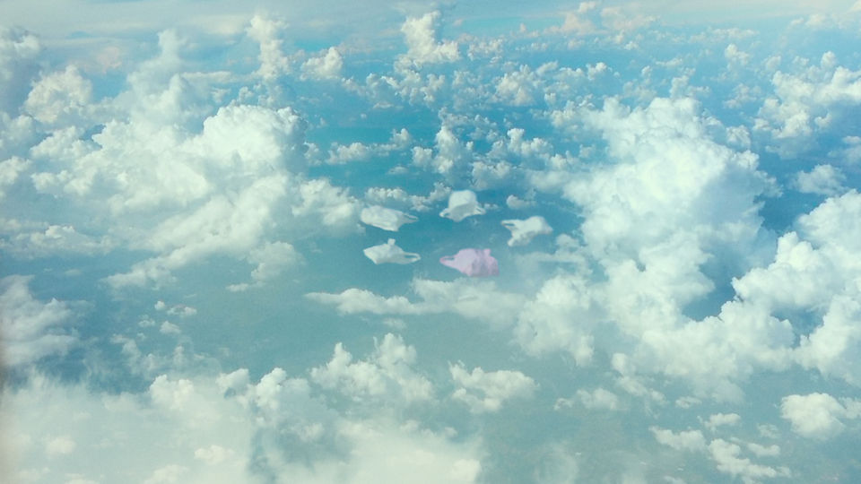 SDGs × 吉本興業 /Flying Plastic Bags/ PV