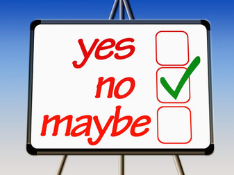 Stop Saying Yes, When You Want To Say No