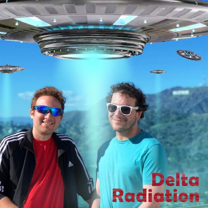 New Album! Delta Radiation by Chrono Uke
