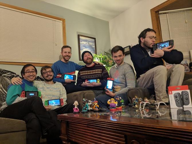 Merry Switchmas!