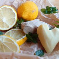 Ingefära & citron