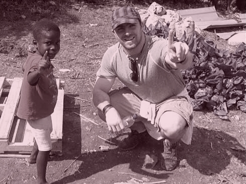 Huddle for Haiti