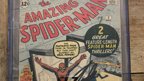 POP Writers Share Their Favorite Comics and Comics-related Collectibles
