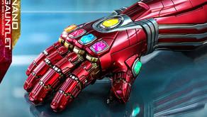 "COLLECTIBLES PREVIEW: Sideshow announces high-end ""Avengers: Endgame"" Nano Gauntlet"