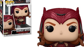 COLLECTIBLES: WandaVision gets the Funko Pop treatment!