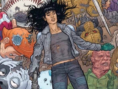 The end is nigh. Who will pay the price, in the colourful PostAmericana #6? ADVANCE REVIEW