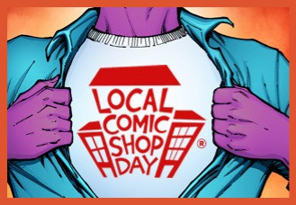 Local Comic Shop Day® is this Saturday, November 23. Find a participating store and celebrate!