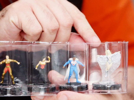 COLLECTIBLES: Boxed Nostalgia:  A  HeroClix Overview