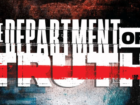 The Department of Truth #13 ADVANCE REVIEW: A gorgeous symphony of art & writing delivers answers