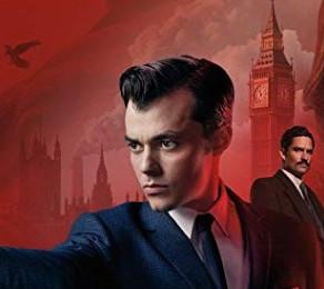 Pennyworth TV REVIEW: Alfred gets a stylish, dark, Bond-ish backstory