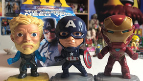 """McDonald's is """"Calling All Heroes"""" to collect """"Avengers: Endgame"""" toys"""