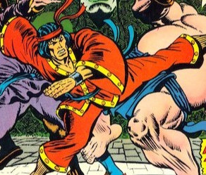 Shang-Chi COMICS RETROSPECTIVE:  Marvel cashed in on a craze in 1973 with a Master of Kung Fu