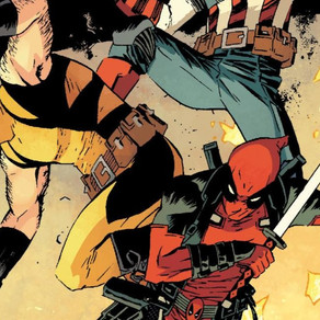 Deadpool V3 (2012): The Good, The Bad, & The Ugly is a very grim, painful COMICS RETROSPECTIVE