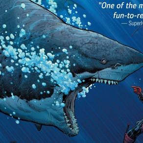 Deadpool Vol 2 (2012) COMICS RETROSPECTIVE: Soul Hunter! The Devil's in the details.