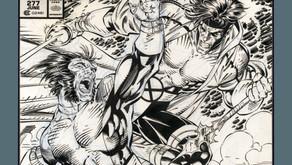IDW Publishing Announces Jim Lee's X-Men Artist's Edition