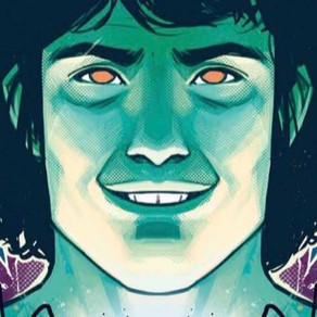 Home Sick Pilots #9 ADVANCE REVIEW: Meg starts losing her ghosts & her mind in this colourful issue
