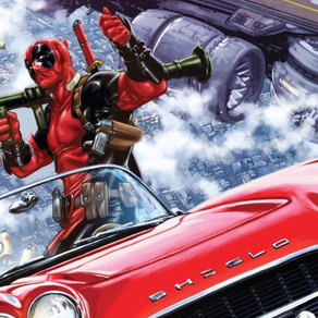 Deadpool V4 (2012) RETROSPECTIVE: Deadpool Vs SHIELD: The problem with not paying 'Pool promptly!