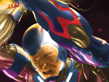 X-O Manowar #7 ADVANCE REVIEW: Intelligent narrative + improved art = issue the best yet!