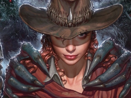 The Few and Cursed Vol 1: a kickstarted American Western postapocalyptic masterpiece