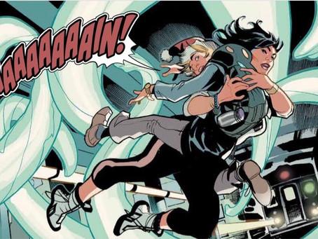 Adventureman #6 ADVANCE REVIEW: New day, new arc, new possibilities, same stunning art
