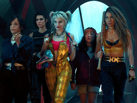 """Yes, I still have things to say about the """"Birds Of Prey"""" movie."""