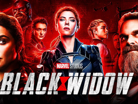 """Epic, exciting """"Black Widow"""" worth both the wait and the Big Screen"""