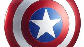 COLLECTIBLES: Marvel Legends Captain America Shield half-price SALE!