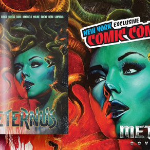Scout Comics & Entertainment proudly announces exclusive offerings for 2021 New York Comic Con
