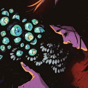 The Me You Love in the Dark #3 - ADVANCE REVIEW: A comforting atmosphere grows darker and darker