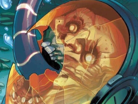 Time passes differently in this colourful new world, in Deep Beyond #6 ADVANCE REVIEW