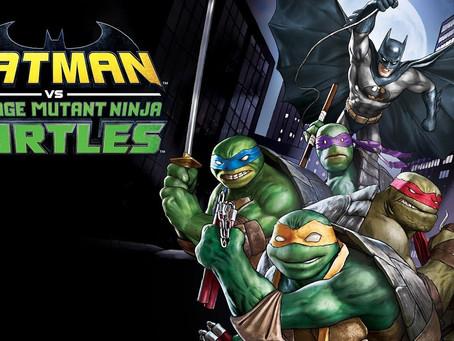 "MOVIE REVIEW: ""Batman vs. TMNT"""