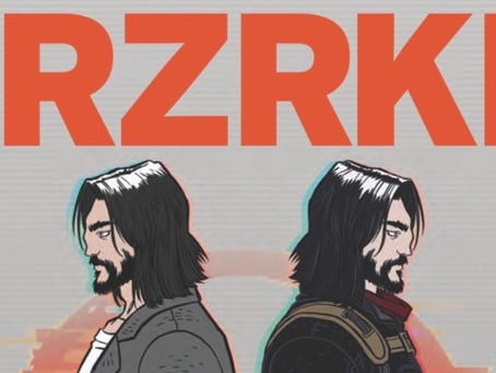 """A violent history surrounds our """"hero"""" in Keanu Reeves' very Frank Miller-esque BRZRKR #3: REVIEW"""