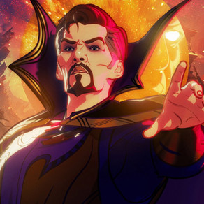 What If? S1E4 REVIEW: Doctor Strange as a tragic, blindly obsessed Dark Sorcerer Supreme