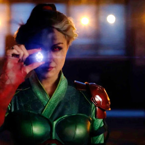 Stargirl TV REVIEW: Eclipso arrives on the best hour of Tuesday night TV