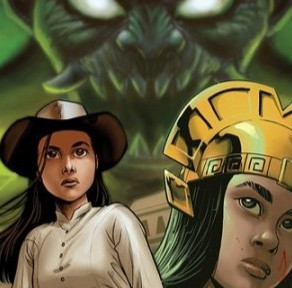 St. Mercy #1 ADVANCE REVIEW: Ancient sacrifices, Wild West go hand in hand in an exciting premiere