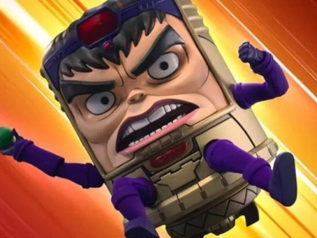 M.O.D.O.K. TV REVIEW: Marvel's animated villain sitcom is bold, bloody, profanity-filled