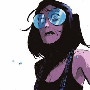 The Me You Love in the Dark #2 ADVANCE REVIEW:  Haunting muses, lonely ghosts, and exquisite art