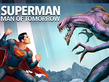 Superman: Man of Tomorrow: a Year One movie with Lobo, Parasite, and a fresh new animated style